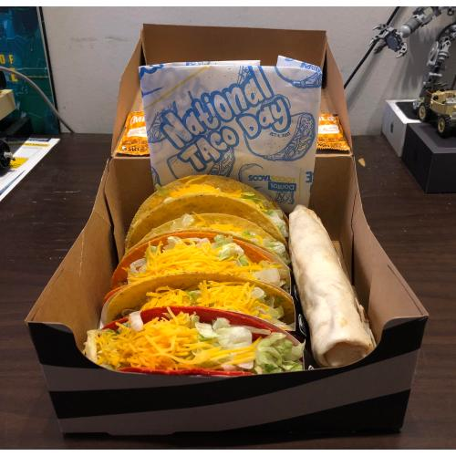 Medium Crop Of Taco Bell Chalupa Box