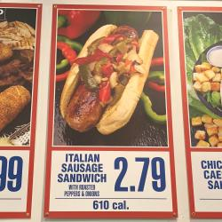 Small Of Polish Hot Dog