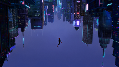 Into the spider verse wallpaper 1080p : wallpapers