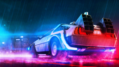 Delorean Drift - Now More Outrun-ish (MisterGoodCat) : outrun