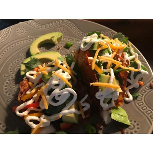 Medium Crop Of Keto Mexican Food