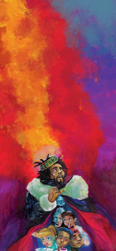 KOD wallpaper for iPhone i found : Jcole