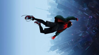 SPIDER-MAN: INTO THE SPIDER-VERSE [7680 × 4320] : wallpapers