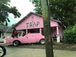Small Of What Is A Trap House