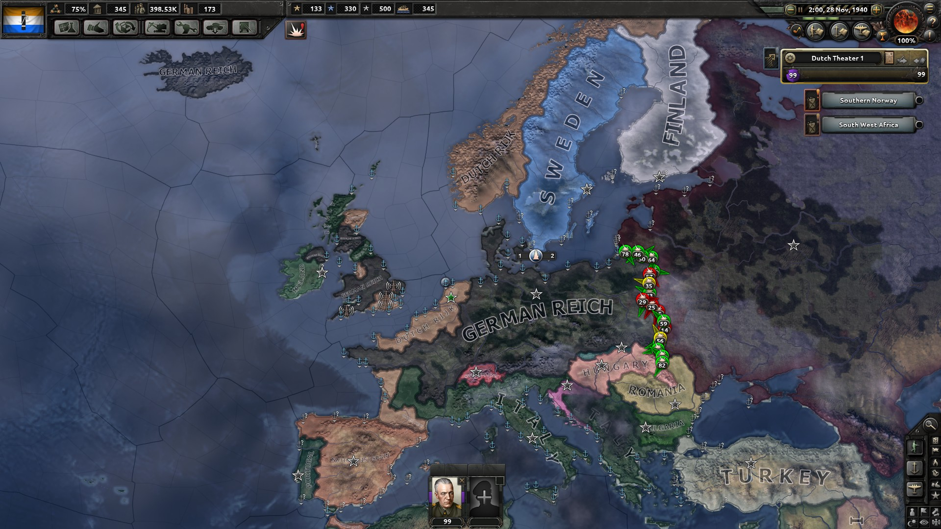 I remember now why I normally don t play without mods      hoi4 ImageI remember now why I normally don t play without mods