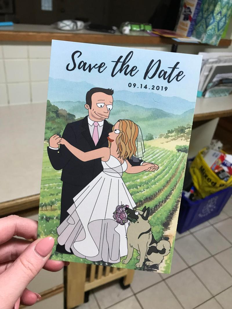 Large Of Vistaprint Save The Date