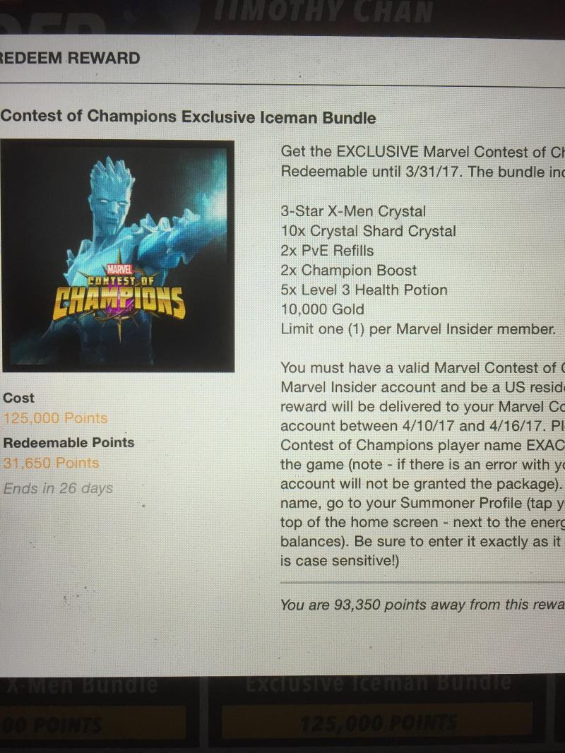 reddit marvel contest of champions
