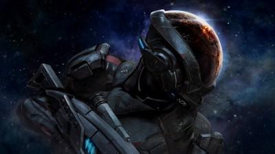 Mass Effect Andromeda Wallpaper : masseffect