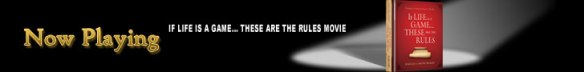 If Life Is a Game...These Are the Rules inspirational video from simpletruths.com