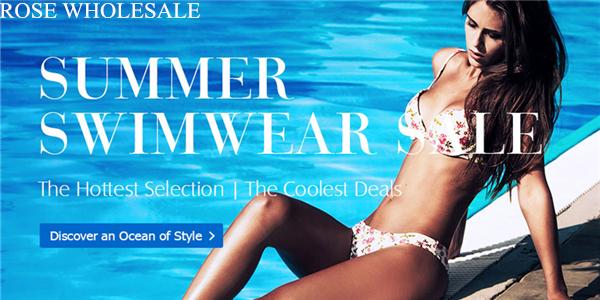 Summer Swimwear Sale