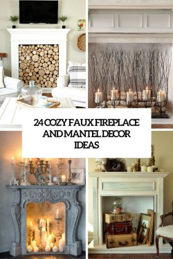 Small Of Faux Fireplace Mantel