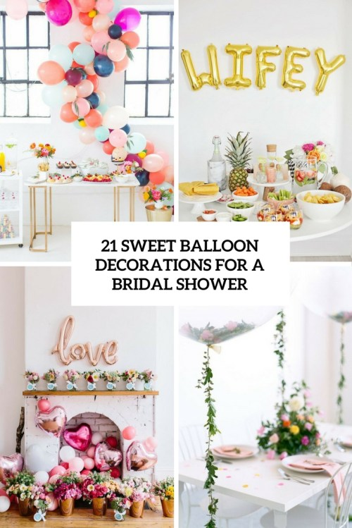 Medium Of Wedding Shower Decorations