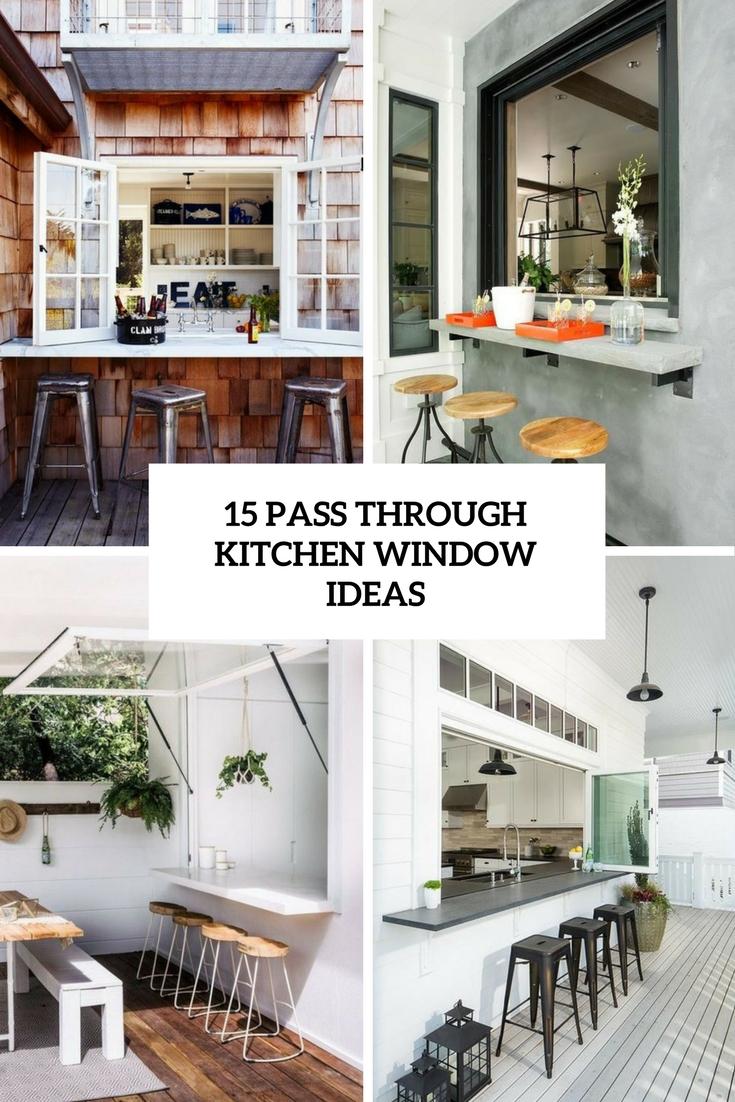 Large Of Kitchen Window Ideas