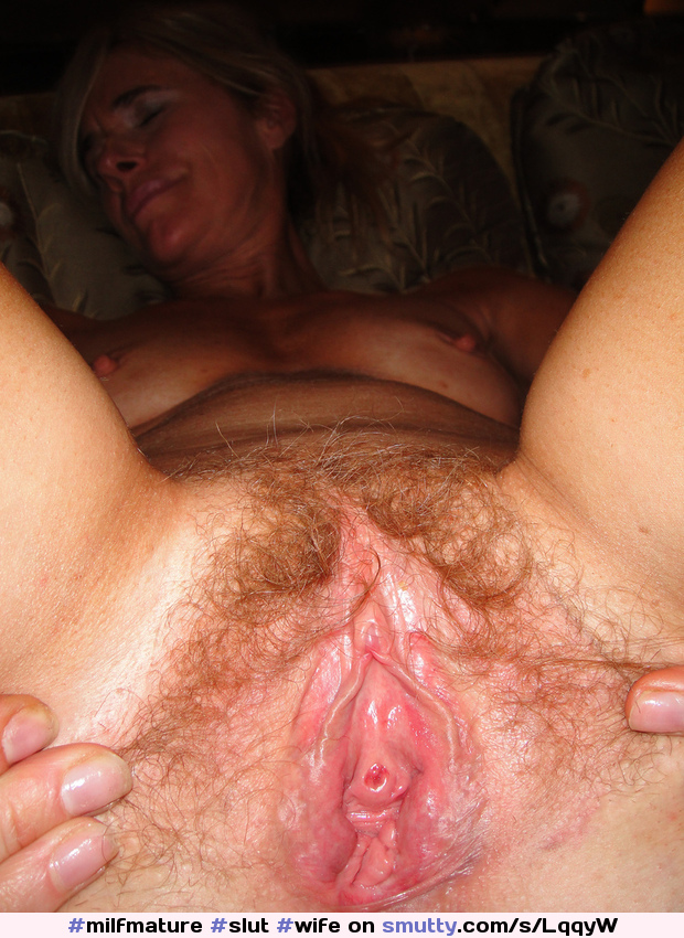 mature milf shaved pussy