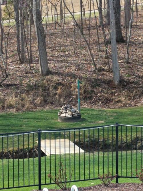 Medium Of Backyard Improvement Ideas