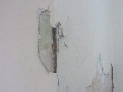 walls - How can I tell if I have rock or wood lath plaster, and is there a difference when ...