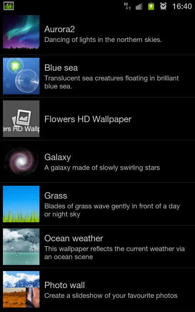java - How to get my live wallpaper icon in Livewallpaper list - Stack Overflow
