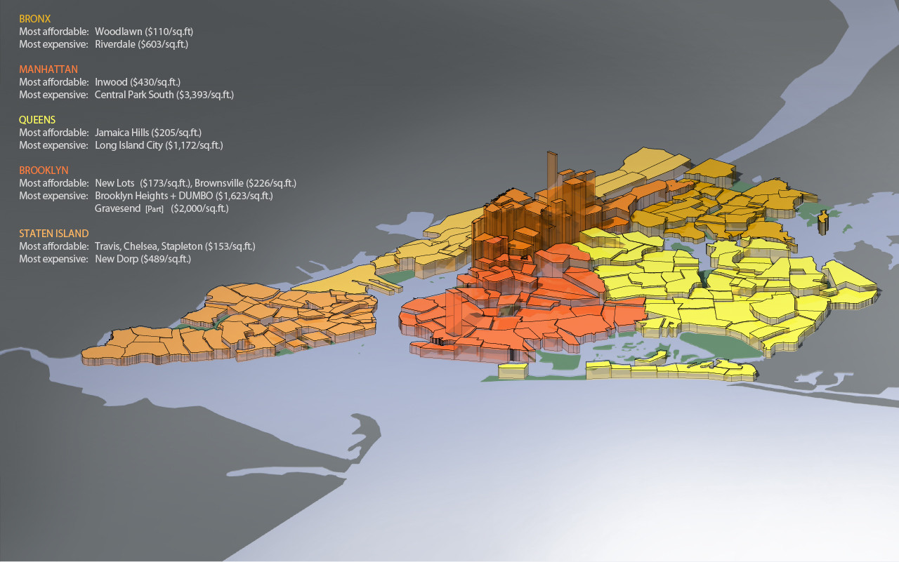 polygon   Is there any web gl js libraries for creating 3D bar     It s a sort of a bar chart overlaid upon a city map