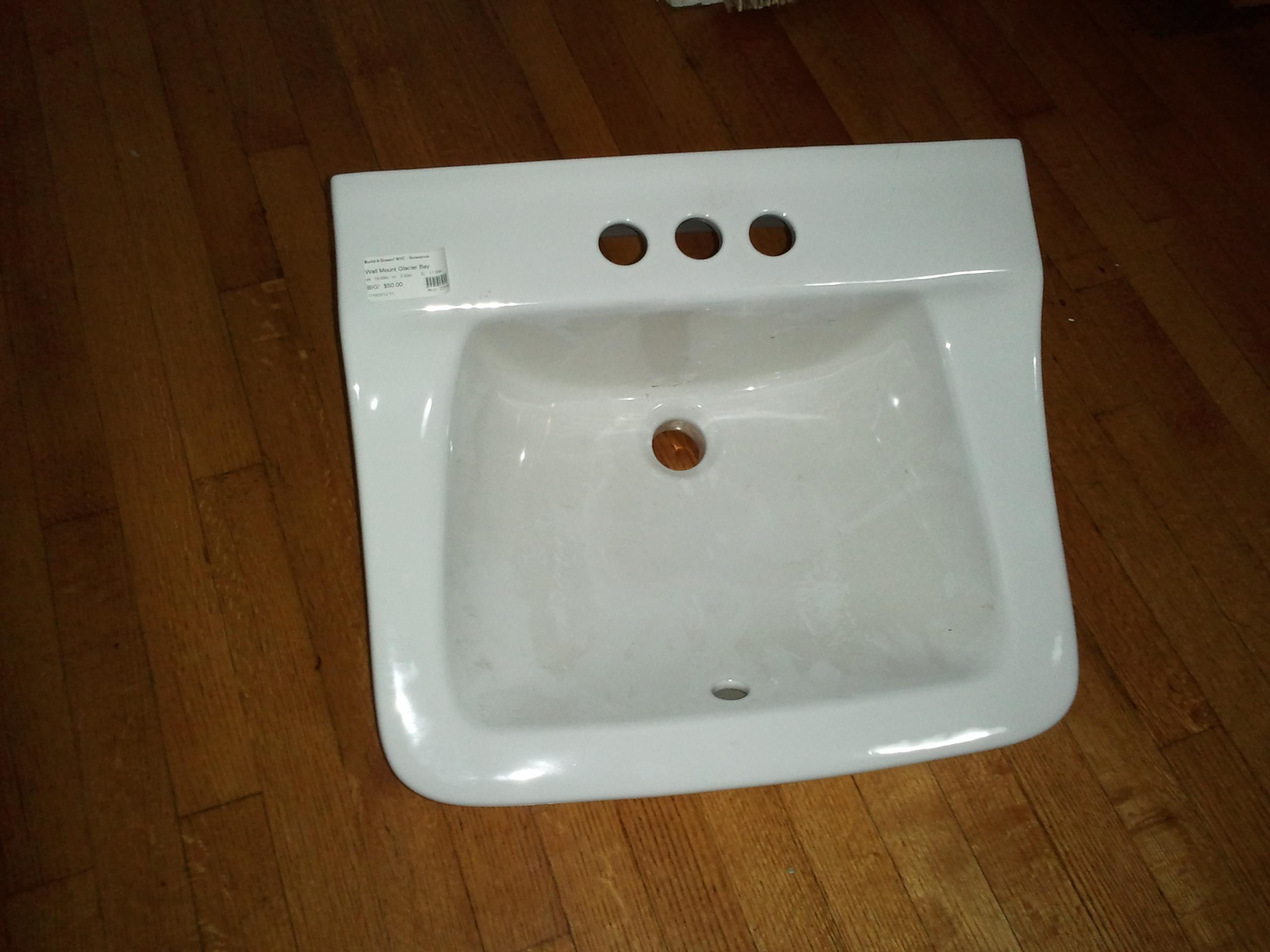 Fullsize Of Wall Mount Bathroom Sink