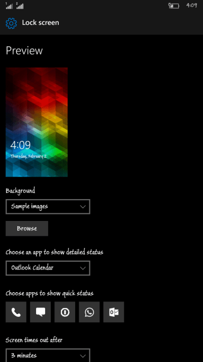 Where are my windows phone 8.1 wallpapers stored? - Windows Phone Stack Exchange