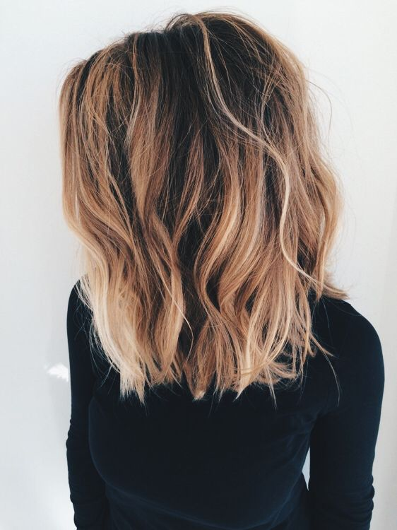 6 Tips To Ombre Your Hair And 29 Examples   Styleoholic ombre shoulder length hair