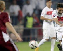 Video: Thổ Nhĩ Kỳ vs Latvia