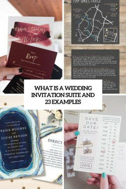 Amazing What Is A Wedding Invitation Suite Examples Cover What Is A Wedding Invitation Suite Examples Weddingomania Wedding Invitation Suite Wording Wedding Invitation Suite Sample