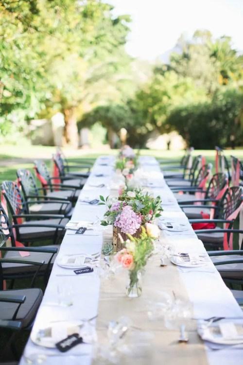 Medium Of Wedding Table Decorations