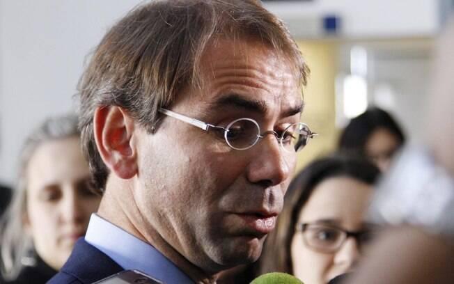 O advogado da Queiroz Galvão, José Luiz de Oliveira Neto, em entrevista em novembro