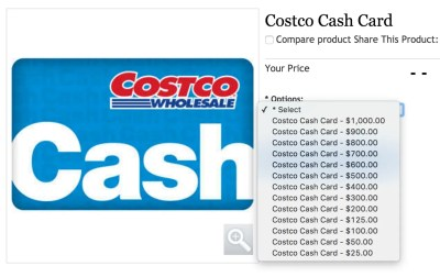 The best card for shopping at Costco is... Citi AT&T ...