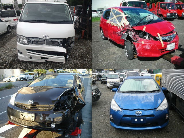 Toyota Wreckers Perth - Toyota spare Parts