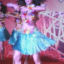 Vestidos de hula-hula infantil