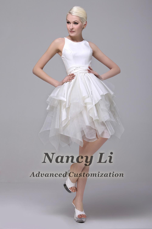 Cheap Lace Wedding Dresses short wedding dresses cheap Sheer Scoop Neck Zipper Up Long Sleeves Lace Mermaid Wedding Dress