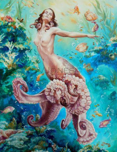 nude fantasy art