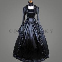 Vestido gótico de Halloween