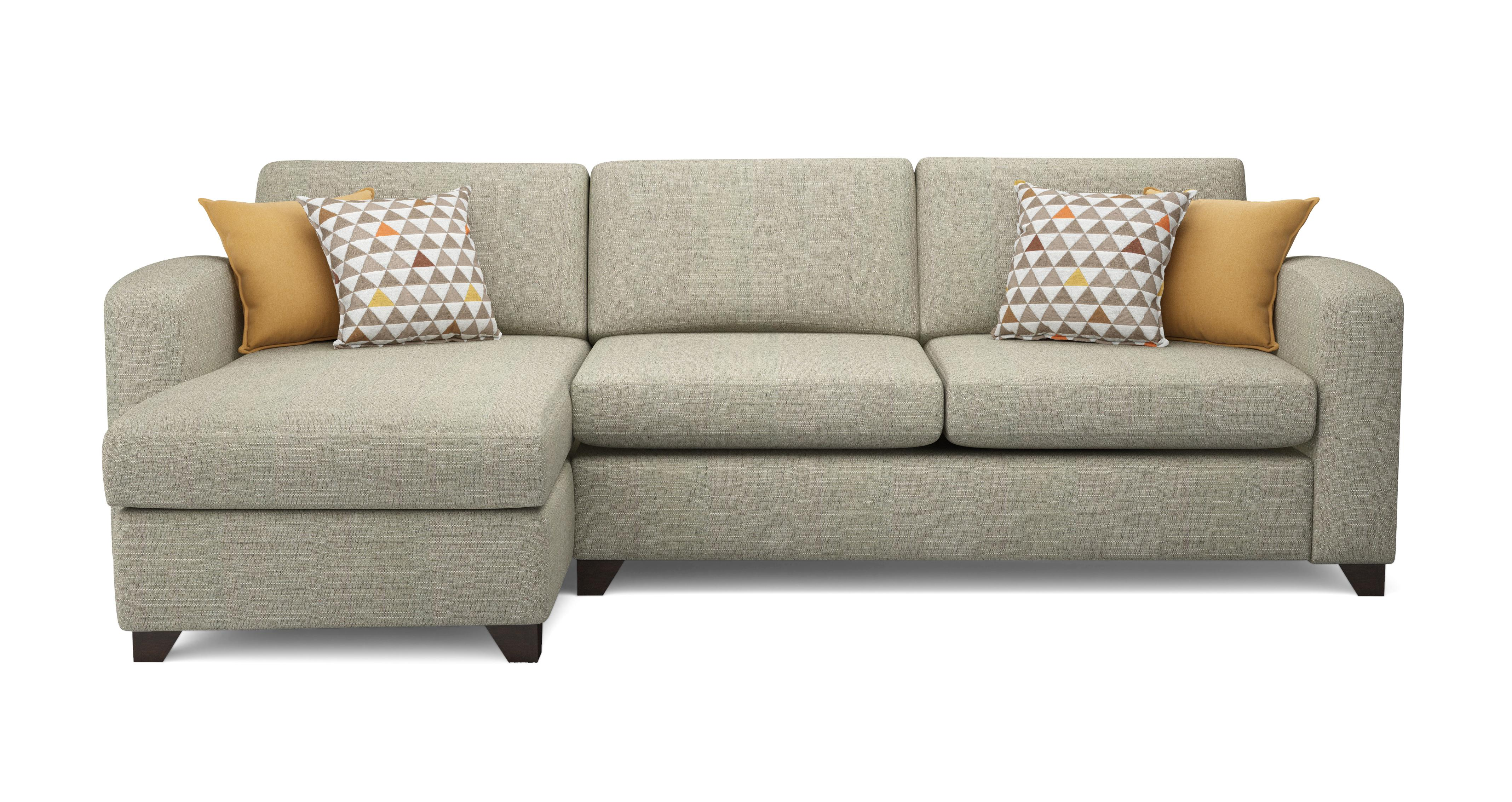 Quality Corner Sofas In Both Leather & Fabric Ireland - Creams and Beiges | DFS Ireland
