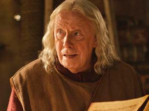 Merlin - The Secret Sharer