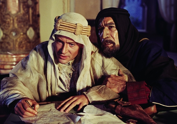 Lawrence of Arabia, Peter O'Toole
