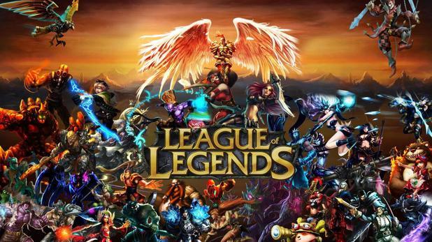 'League of Legends' artwork