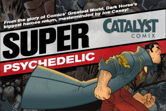 Catalyst Comix launches
