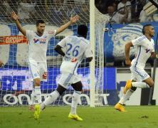 Video: Olympique Marseille vs Saint-Étienne