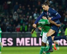 Video: Saint-Étienne vs PSG