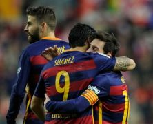 Video: Sporting Gijon vs Barcelona