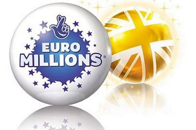 Euromillions lottery numbers win Brit £40million - Mirror Online