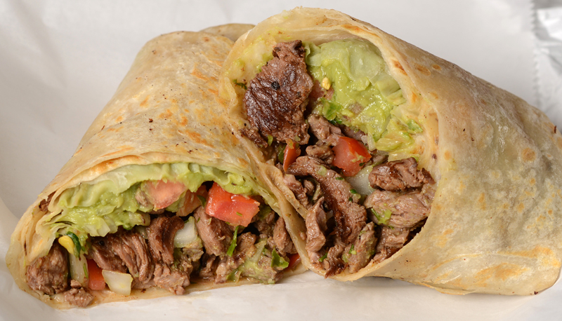 Carne Asada Burrito Recipe | Hispanic Food Network