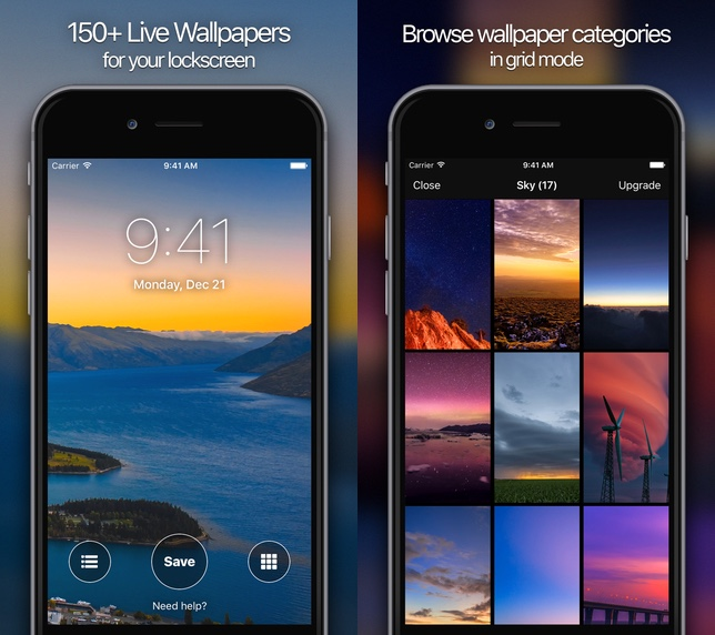 Download and apply 3D Touch Live Wallpapers on your iPhone with these apps - iOS Hacker