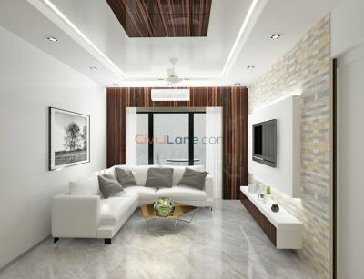 3D Interior Design Service | CivilLane