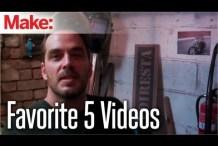 DiResta: Celebrating one Year onMAKE!