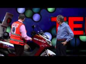 Saving lives on ambucycles: A short Q&A with Eli Beer