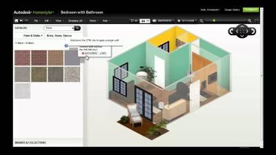 Autodesk Homestyler — Refine Your Design - YouTube